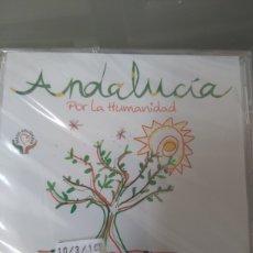 CDs de Música: ANDALUCÍA POR LA HUMANIDAD, ALEJANDRO SANZ, MIGUEL RÍOS, NIÑA PASTORI. Lote 256072265