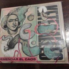 CDs de Musique: CD KETEKALLES 'REMENDAR EL CAOS' NUEVO A ESTRENAR. Lote 256082180