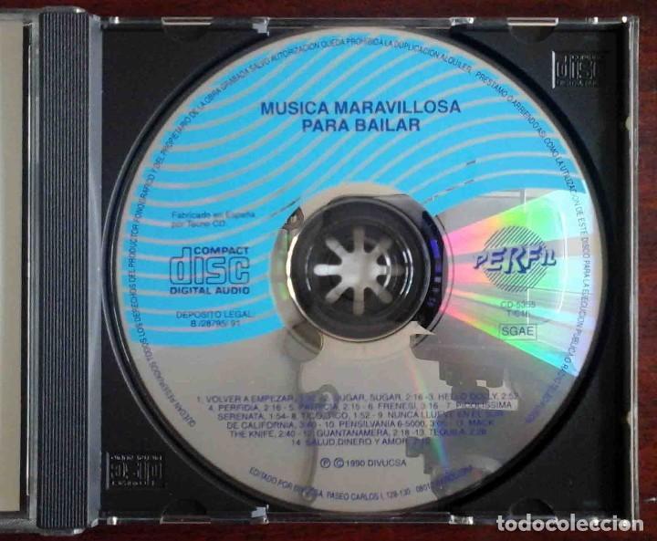CDs de Música: CD: Música maravillosa para bailar - Pasapoga Light Orchestra. - Foto 2 - 256088190