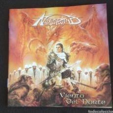 CDs de Música: NORTWIND - VIENTO DEL NORTE -. Lote 256110770