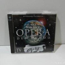 CDs de Música: DISCO 2 X CD. EL MEJOR ALBUM DE OPERA DEL MUNDO. COMPACT DISC.. Lote 256123105