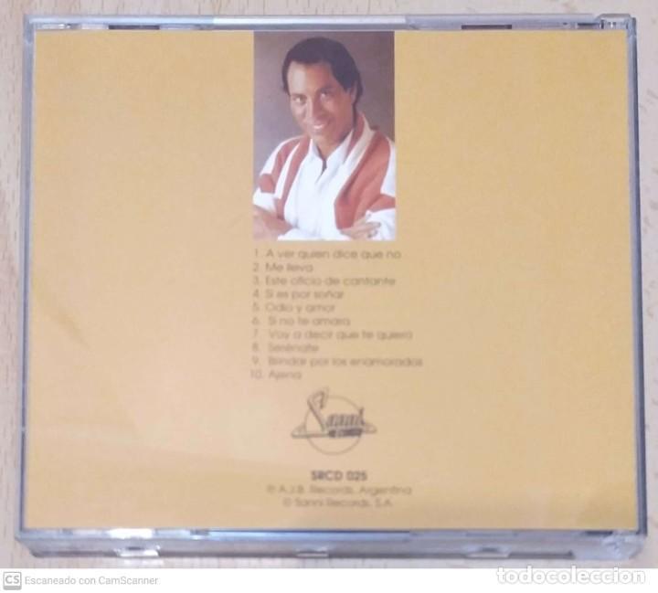CDs de Música: JOSE VELEZ (A VER QUIEN DICE QUE NO) CD 1992 ARGENTINA - Foto 2 - 256163825
