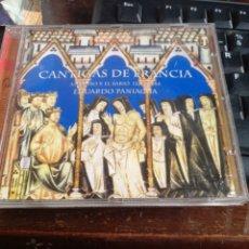 CDs de Música: CANTIGAS DE FRANCIA.. Lote 257264625
