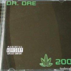 CDs de Música: (NUEVO) DR.DRE 2001 HIP HOP EDICIÓN EUROPEA AÑO 1999. Lote 257268355