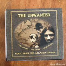 CDs de Música: UNWANTED - MUSIC FROM THE ATLANTIC FRINGE - CD COMPASS 2009. Lote 257275540