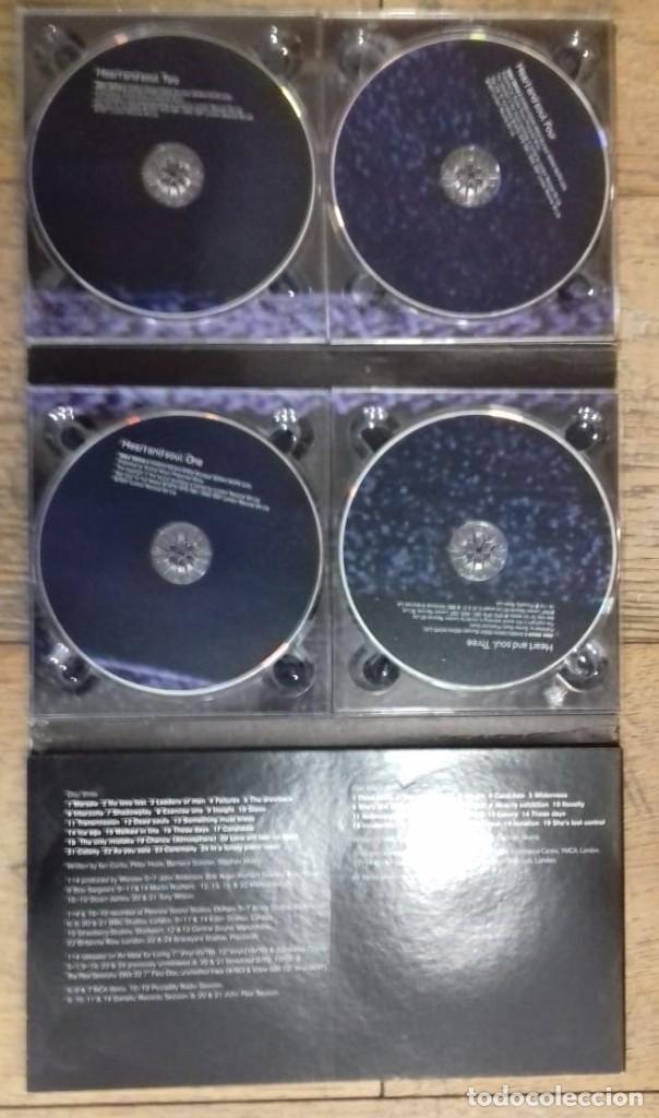 CDs de Música: JOY DIVISION - HERAT AND SOUL ED UK&EUROPE 2009 - Foto 2 - 257312795