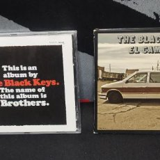 CDs de Música: THE BLACK KEYS 2 CD´S - BROTHER+ EL CAMINO (DIGIPACK) BUEN ESTADO. Lote 257323645