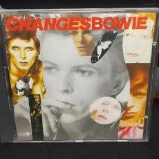 CDs de Música: DAVID BOWIE - CHANGES BUEN ESTADO. Lote 257325480