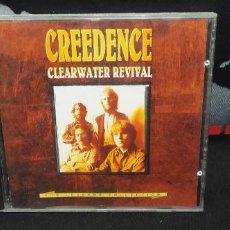 CDs de Música: CREDENCE CLEARWATER REVIVAL THE LEGENDS COLLECTION BUEN ESTADO DIFICIL. Lote 257325720