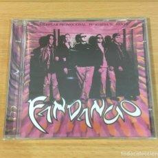 CDs de Música: CD PROMOCIONAL DE FANDANGO - MAL. JCK, 1996. PRECINTADO. Lote 257333985