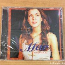 CDs de Música: CD DE MAR - EL COLOR DE TU VOZ. EMI ODEÓN, 1997. PRECINTADO. Lote 257334225