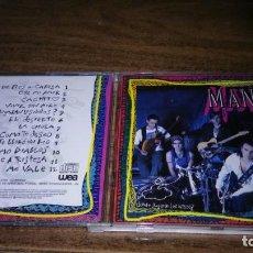 CDs de Música: MANÁ - DONDE JUGARÁN LOS NIÑOS?. Lote 257335395