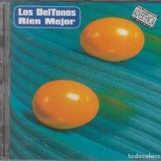 CDs de Música: LOS DEL TONOS CD RÍEN MEJOR 1997 LOS DELTONOS. Lote 257339930