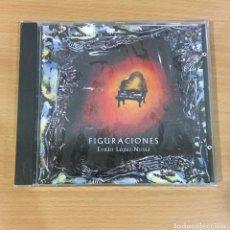 CDs de Música: CD DE ERNÁN LÓPEZ NUSSA - FIGURACIONES. MAGIC MUSIC, 1994. PRECINTADO. Lote 257344510