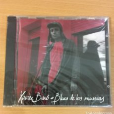 CDs de Música: CD DE XAVIER BARÓ - BLUES DE LAS MUESCAS. CAPOTE, 1993. PRECINTADO. Lote 257346445