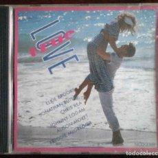 CDs de Música: CD TRUE LOVE. ELKIE BROOKS, JONATHAN BUTLER, CHRIS REA, JOHNNY LOGAN, ALISON MOYET, FREDDIE MCGREGOR. Lote 257357240