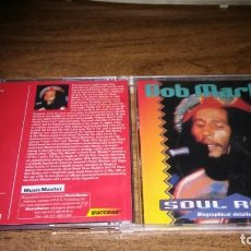 CDs de Música: BOB MARLEY - SOUL REBEL (EARLY YEARS RECORDINGS). Lote 257378555