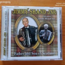 CDs de Música: CD JIMMY SHAND JNR - FATHER AND SON OF SCOTLAND (5M). Lote 257390615