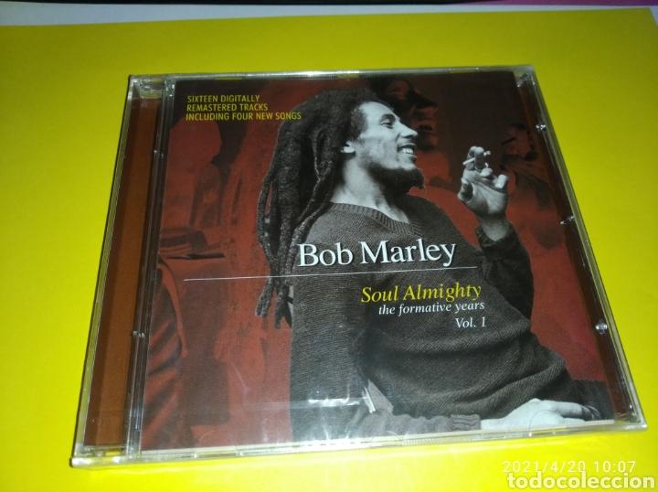 BOB MARLEY ( CD NUEVO PRECINTADO ) SOUL ALMIGHTY THE FORMATIVE YEARS VL 1 (Música - CD's Reggae)