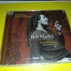 CDs de Música: BOB MARLEY ( CD NUEVO PRECINTADO ) SOUL ALMIGHTY THE FORMATIVE YEARS VL 1. Lote 257401255