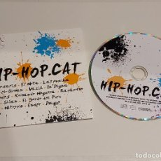 CDs de Música: HIP-HOP.CAT / VARIOS GRUPOS / CD - EDR-2009 / 16 TEMAS / IMPECABLE.. Lote 257418180