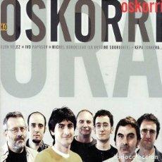 CDs de Música: OSKORRI - URA - CD DIGIPACK. Lote 257423905