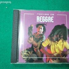 CDs de Música: NOCHES DE REGGAE. (BOB MARLEY, PETER TOSH, ASWAD, JHON HOLT....) CD. Lote 257433760