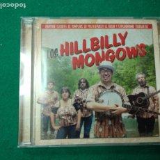 CDs de Música: LOS HILLBILLY MONGOWS. CD RACCOON RECORDS. Lote 257435470