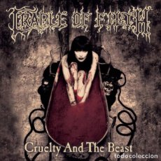 CDs de Música: CRADLE OF FILTH - CRUELTY AND THE BEAST - CD. Lote 257486785