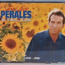 CDs de Música: CD. JOSE LUIS PERALES. MIS 30 MEJORES CANCIONES 1974-1994. Lote 257539175