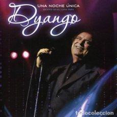 CDs de Música: DYANGO - UNA NOCHE ÚNICA EN VIVO EN EL LUNA PARK. Lote 257548260