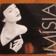 CDs de Música: MISIA , GARRAS DOS SENTIDOS - PAIXOES DIAGONAIS -MUSICA PORTUGUESA CAJA 2 CD,S. Lote 257608480