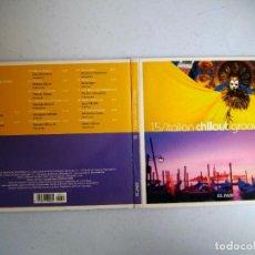 CDs de Música: CD ITALIAN CHILLOUT GROOVES. Nº 15 COLECCIÓN EL PAÍS, 2008.. Lote 257627985