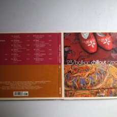 CDs de Música: CD BALKAN CHILLOUT GROOVES. Nº 23 COLECCIÓN EL PAÍS, 2008.. Lote 257630150