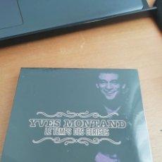 CDs de Música: RAR 2 CD'S. YVES MONTAND. LE TEMPS DES GERISES. VOL6.. DIGIPACK. MINT.. Lote 257680955