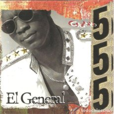 CDs de Música: CD EL GENERAL - CLUBB 555 - RCA - 74321-31522-2 - BMG - US PRESS(VG+/VG+). Lote 257685005