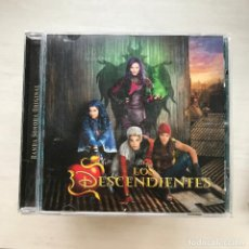 CDs de Música: VV.AA. - LOS DESCENDIENTES - CD WALT DISNEY 2015. Lote 257698255