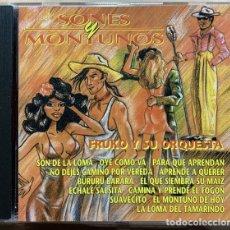 CDs de Música: FRUKO Y SU ORQUESTA - SONES Y MONTUNOS - CD. Lote 257702345