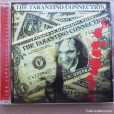 CDs de Música: VARIOS - TARANTINO CONNECTION (CD). Lote 257709295