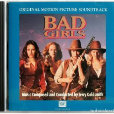 CDs de Música: BAD GIRLS / JERRY GOLDSMITH CD BSO. Lote 257743335