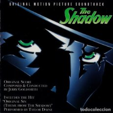 CDs de Música: THE SHADOW / JERRY GOLDSMITH CD BSO. Lote 257743530