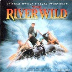 CDs de Música: THE RIVER WILD / JERRY GOLDSMITH CD BSO. Lote 257743645