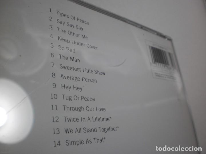 CDs de Música: cd paul McCartney (the beatles) pipes of peace. emi 1993 holland 14 temas (buen estado - Foto 2 - 257758605