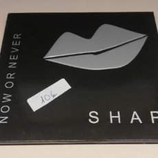 CDs de Música: LJ1- SHAP NOW OR NEVER -CD DISC NM PORT VG+/ ENVIO DESDE ESPAÑA-RARO!. Lote 257833150