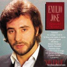 CDs de Música: EMILIO JOSÉ - GRANDES ÉXITOS - CD. Lote 257866165