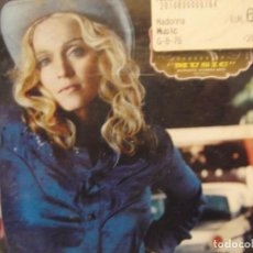 CD de Música: CD MADONA / MUSIC . CON 11 TEMAS. Lote 257887310