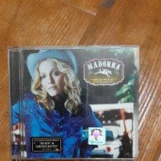 CDs de Música: CD MADONNA. Lote 257902175