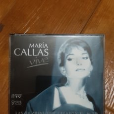 CDs de Música: 2 CD MARIAS CALAS (VIVE). Lote 257905140