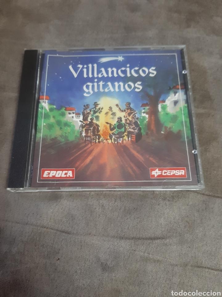 CD VILLANCICOS GITANOS (Música - CD's Otros Estilos)
