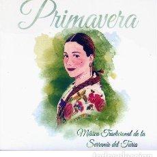 CD de Música: A L'AIRE - MÚSICA TRADICIONAL DE LA SERRANÍA DEL TURIA . PRIMAVERA - CD 23 TEMAS - FOLKLORE VALENCIA. Lote 257937085